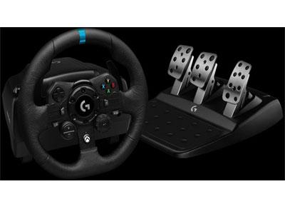 Logitech-G923-Trueforce-SIM-Racing-Wheel