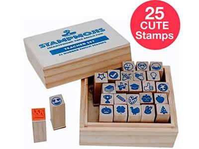 Teacher-stamp-set