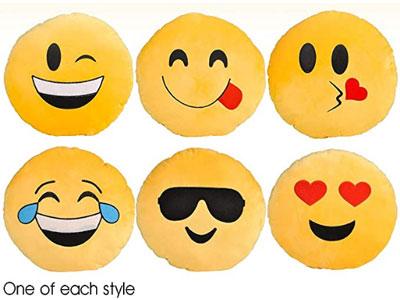 round-emoji-pillows