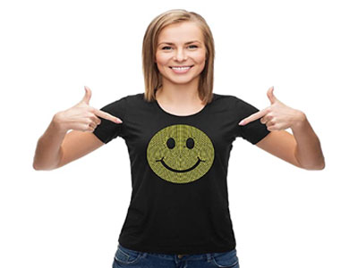 smily-sleeves-t-shirt