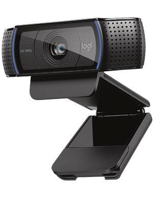 Logitech-HD-Pro-Webcam