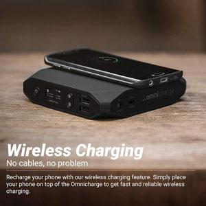 Smartphone Wireless PowerBank