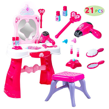 Beauty Dresser Table Play Set