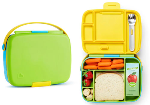 Bento Box with Stainless Steel lunch box