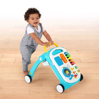 Einstein-4-in-1-Baby-walker