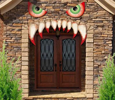 Halloween-Monster-Face-Decorations