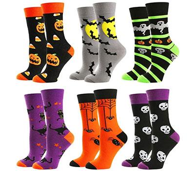 Halloween-Novelty-Socks