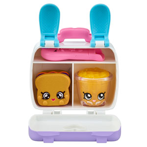 Kindi Kids Fun Puppy Petkin Lunch Box