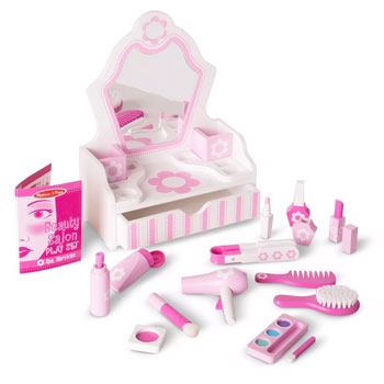 Melissa & Doug Beauty Playset