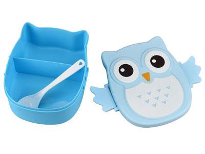 Owl Bento Lunch Box