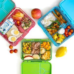 Rainbow Skoo kids lunch box