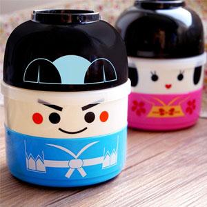 Small Cute Bento Box for Kids