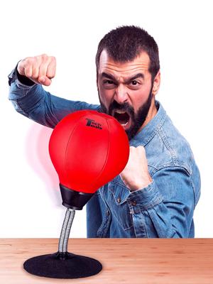 Stress Buster Desktop Punching Bag