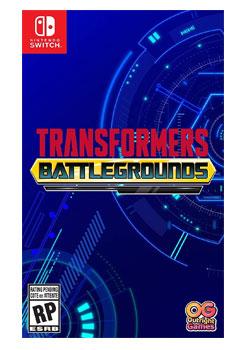 Transformers-Battlegrounds