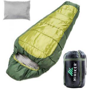 HiHiker-Mummy-Bag-+-Travel-Pillow