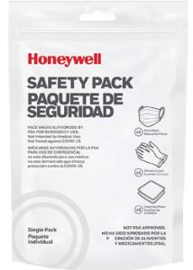 Honeywell-PPE-Safety-Pack