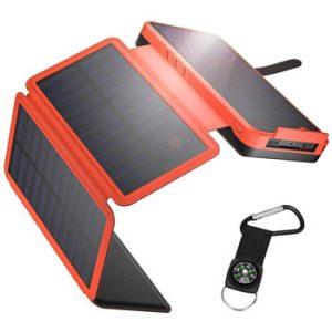 IEsafy-Solar-Charger-26800mAh