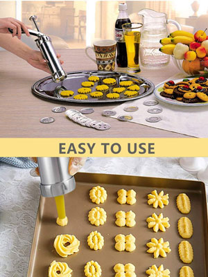 Stainless-Steel-Cookie-Press